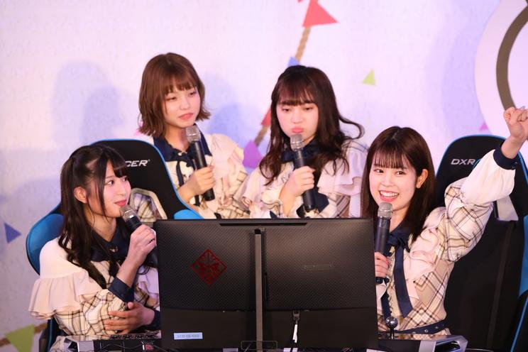 <スーパーファンタジーVOL.39 AKB48チーム8 eスポーツチャレンジ!with サンスポeスポーツ研究所> フジさんのヨコ(2019年7月14日 )