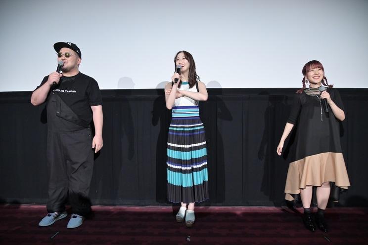 『今日も嫌がらせ弁当』トークショーイベント|TOHOシネマズ 錦糸町(2019年7月15日)