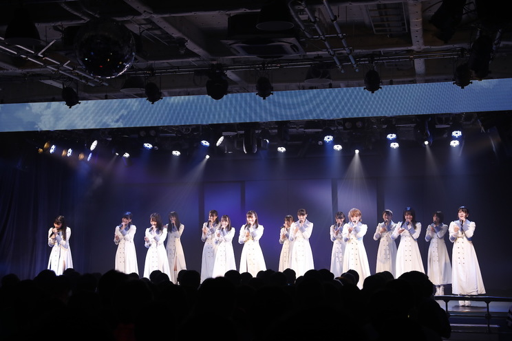 <GO!GO! little SEABIRDS!!>東京公演|東京都・晴海埠頭 岸壁 STU48号内STU48劇場(2019年7月15日)
