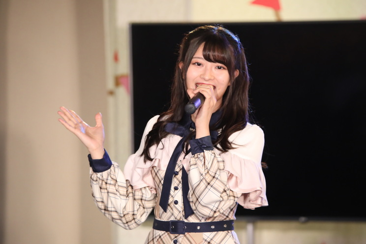 AKB48チーム8 行天優莉奈