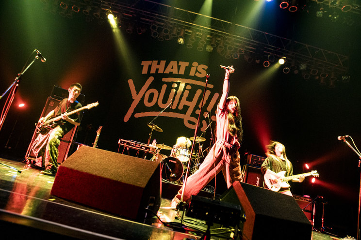 GEZAN<THAT is YOUTH!!!!FES curated by CENT CHiHiRO CHiTTiii>|Zepp Tokyo(2019年7月16日)