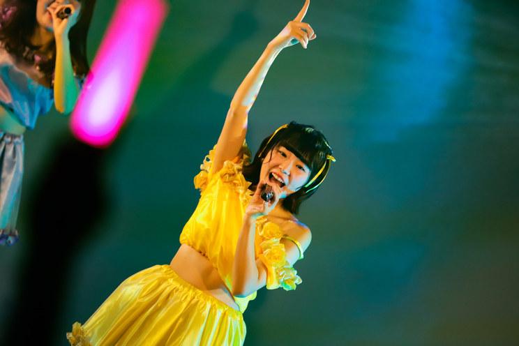 ももキュン☆<Holoscope>より|2019年7月4日(木)青山 Future SEVEN