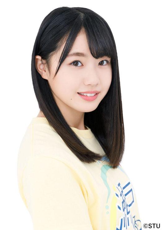 瀧野由美子(STU48)/(c)STU
