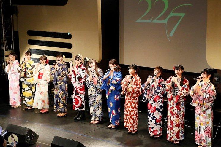 22/7<ナナニジフェス 2019>より|7月22日(月)渋谷duo MUSIC EXCHANGE