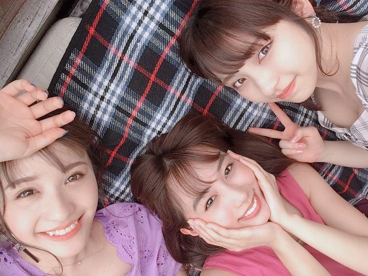 黒木ひかり、十味、伊藤愛真出演『おっとっと女子旅』より