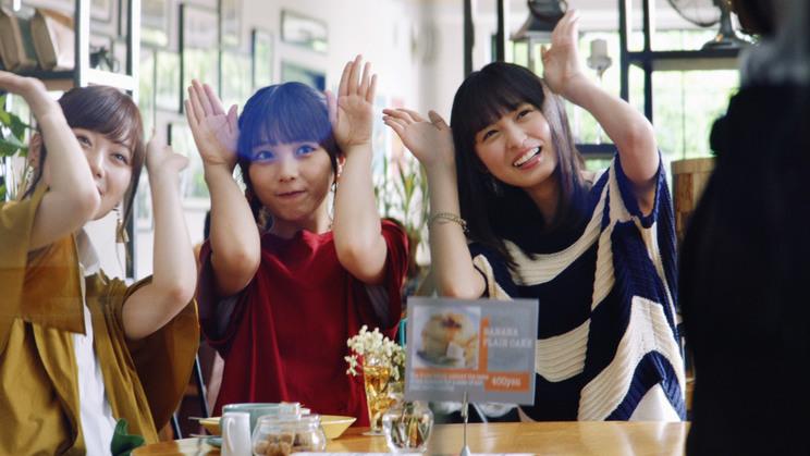 """『ポケモン GO』""""#好きなようにGOしよう""""キャンペーンCMより"""
