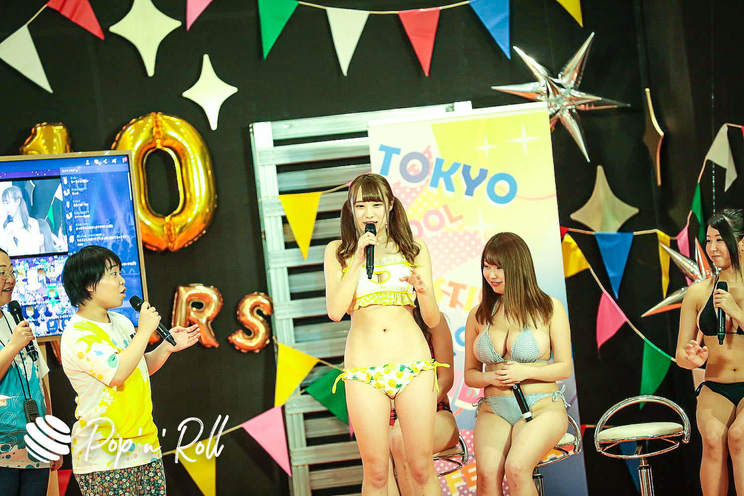 TOKYO GRAVURE IDOL FESTIVAL 2019 トークの部 | 8/2 NFO CENTRE(11:00-)