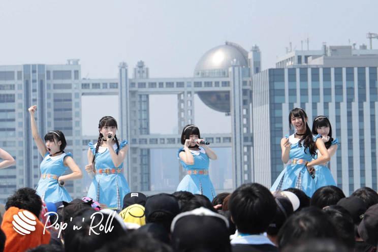 虹のコンキスタドール<TOKYO IDOL FESTIVAL 2019>| 8/2 SKY STAGE(12:55-)