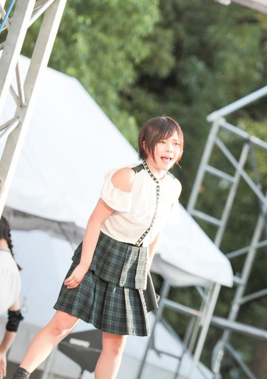 あゆみくりかまき <TOKYO IDOL FESTIVAL 2019>|8/4 SMILE GARDEN(17:05-)