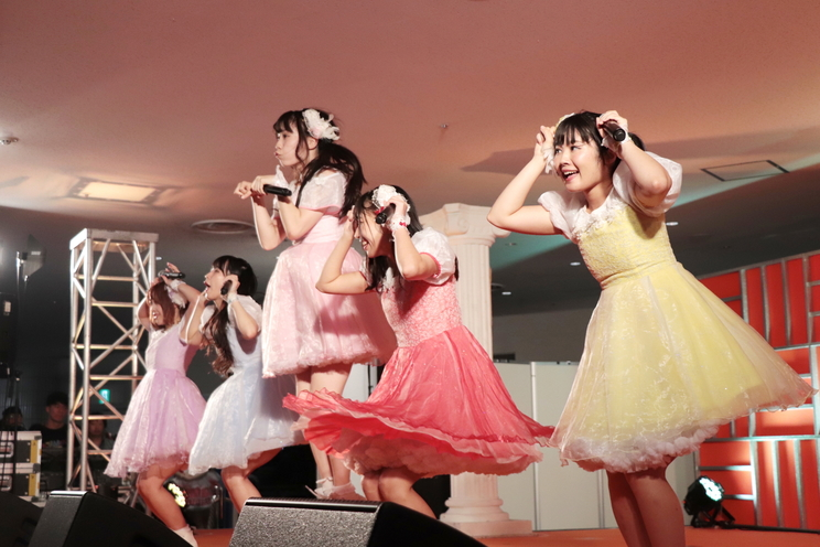 <@JAM EXPO 2018>8月25日「Luce Twinkle Wink☆」オレンジステージ