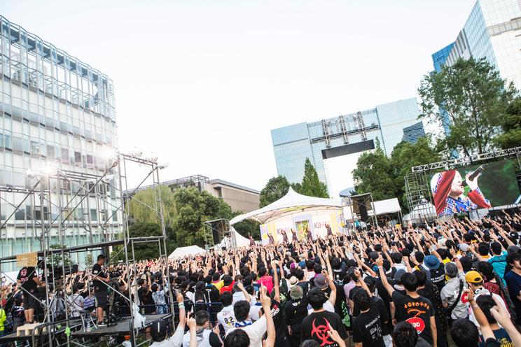 BiSH@TOKYO IDOL FESTIVAL 2019