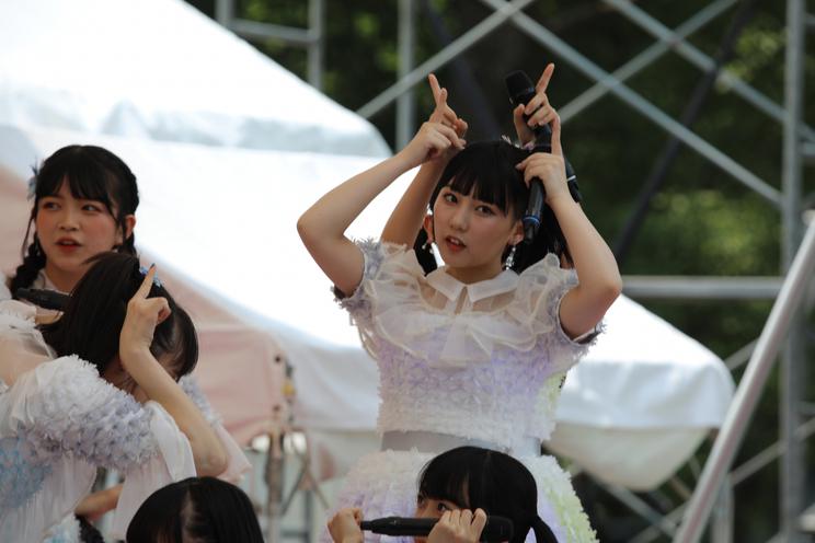 HKT48<TOKYO IDOL FESTIVAL 2019>| 8/2 SMILE GARDEN