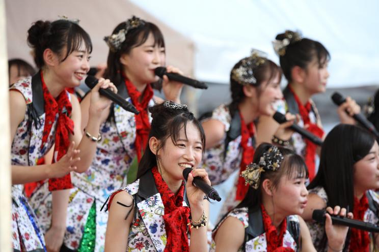 AKB48<TOKYO IDOL FESTIVAL 2019> SMILE GARDEN(2019年8月3日)