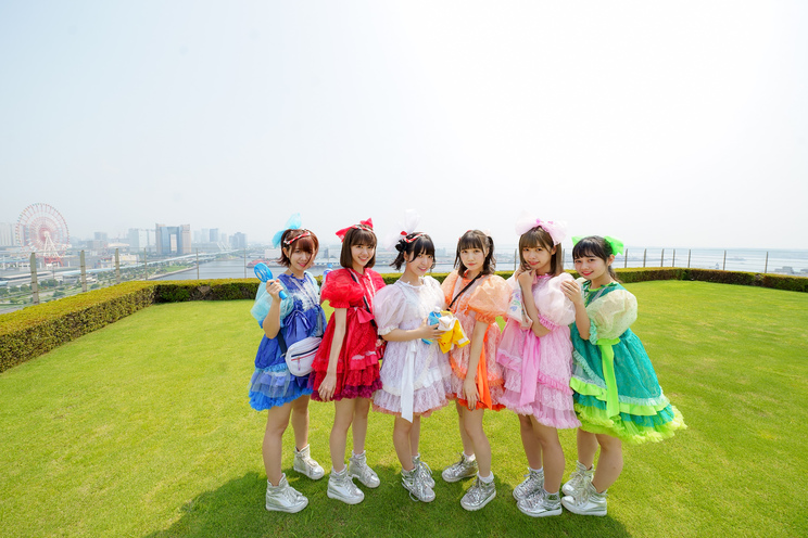 FES☆TIVE<TOKYO IDOL FESTIVAL2019>SKY STAGE(2019年8月2日)