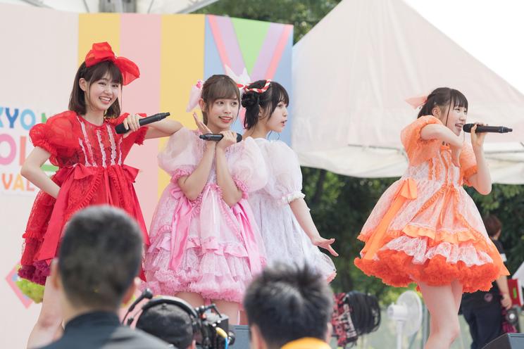 FES☆TIVE<TOKYO IDOL FESTIVAL2019>SMILE GARDEN(2019年8月2日)