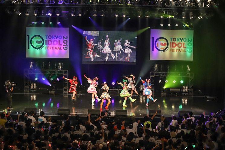 FES☆TIVE<TOKYO IDOL FESTIVAL2019>DOLL FACTORY(2019年8月4日)