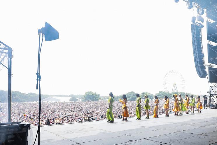モーニング娘。'19<ROCK IN JAPAN FES.>GRASS STAGE(2019年8月10日)