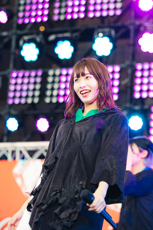 monogatari<六本木アイドルフェスティバル2019>より|7月27日(土)六本木ヒルズアリーナ