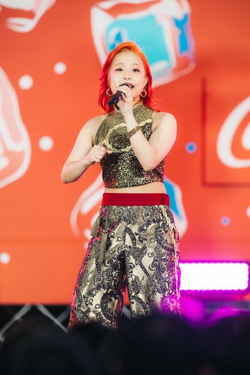 日向ハル(フィロソフィーのダンス)<六本木アイドルフェスティバル2019>より|7月27日(土)六本木ヒルズアリーナ