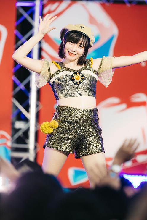 十束おとは(フィロソフィーのダンス)<六本木アイドルフェスティバル2019>より|7月27日(土)六本木ヒルズアリーナ