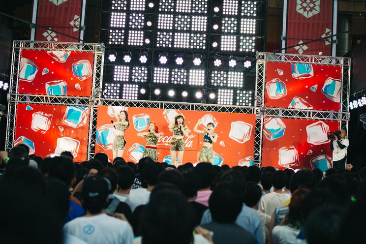 フィロソフィーのダンス<六本木アイドルフェスティバル2019>より|7月27日(土)六本木ヒルズアリーナ