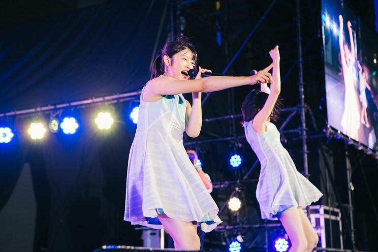 白岡今日花(Task have Fun)<六本木アイドルフェスティバル2019>より|7月27日(土)六本木ヒルズアリーナ