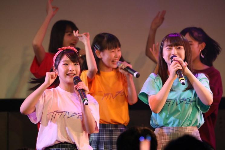 <チーム8ガッツフレッシュライブ〜咲け咲けうちらの笑顔の輪〜>新宿ReNY(2019年8月12日)