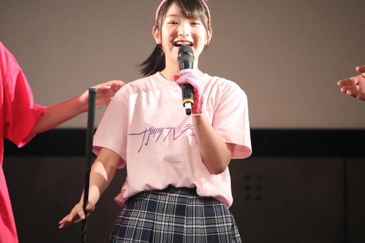 藤園麗<チーム8ガッツフレッシュライブ〜咲け咲けうちらの笑顔の輪〜>新宿ReNY(2019年8月12日)