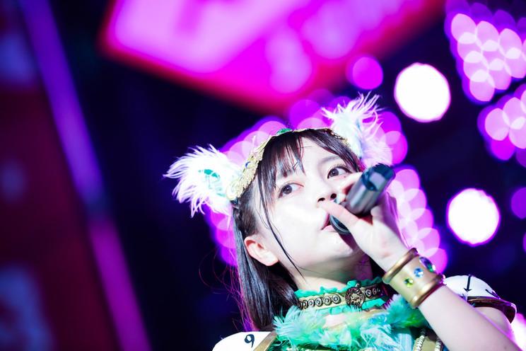 廣川奈々聖(わーすた)<六本木アイドルフェスティバル2019>より|7月28日(日)六本木ヒルズアリーナ