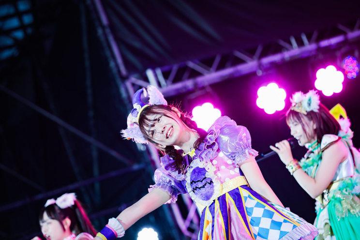 松田美里(わーすた)<六本木アイドルフェスティバル2019>より|7月28日(日)六本木ヒルズアリーナ