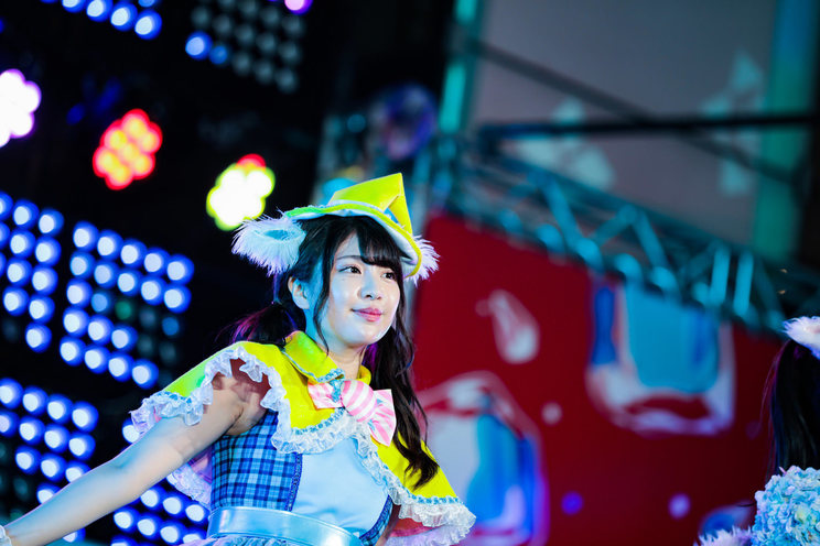 小玉梨々華(わーすた)<六本木アイドルフェスティバル2019>より|7月28日(日)六本木ヒルズアリーナ