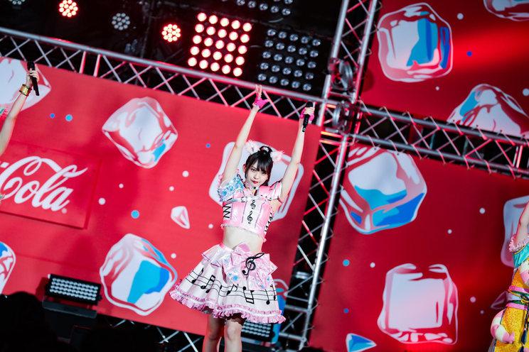 三品瑠香(わーすた)<六本木アイドルフェスティバル2019>より|7月28日(日)六本木ヒルズアリーナ