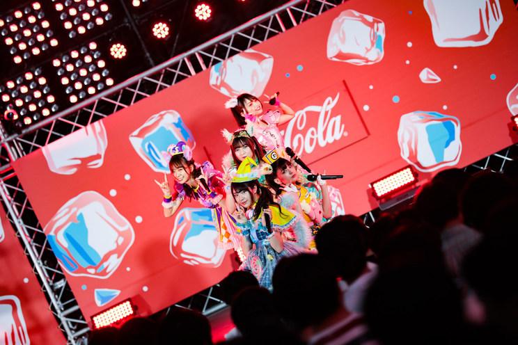 わーすた<六本木アイドルフェスティバル2019>より|7月28日(日)六本木ヒルズアリーナ