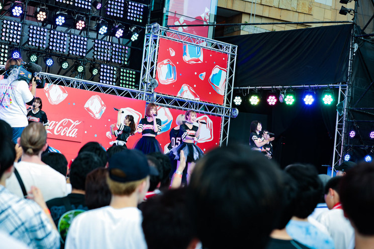 Pimm's<六本木アイドルフェスティバル2019>より|7月28日(日)六本木ヒルズアリーナ