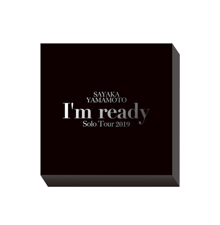 『山本彩 LIVE TOUR 2019 〜I'm ready〜』(FC限定盤)