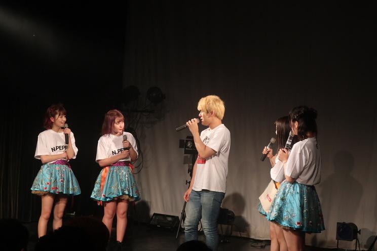 なんきんペッパー 2ndワンマンライブ|渋谷WWW(2019年8月16日)