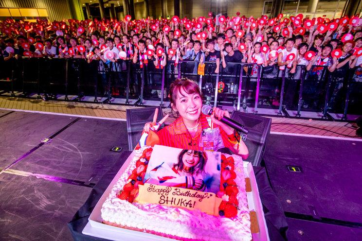 斉藤朱夏Birthday Free Live <8401>|お台場ヴィーナスフォート 1F パレットタウン(2019年8月16日)