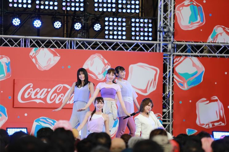 Chuning Candy<愛踊祭2019スペシャルイベント>東京・六本木ヒルズ SUMMER STATION LIVEアリーナ(2019年8月14日)