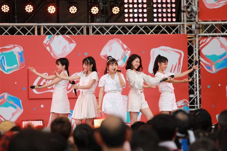 テーマパークガール<愛踊祭2019スペシャルイベント>東京・六本木ヒルズ SUMMER STATION LIVEアリーナ(2019年8月14日)