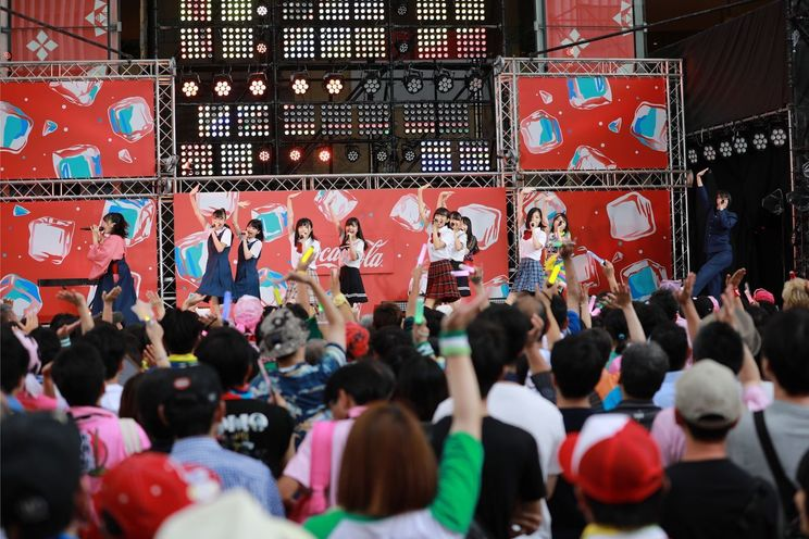 BEYOOOOONDS<愛踊祭2019スペシャルイベント>東京・六本木ヒルズ SUMMER STATION LIVEアリーナ(2019年8月14日)