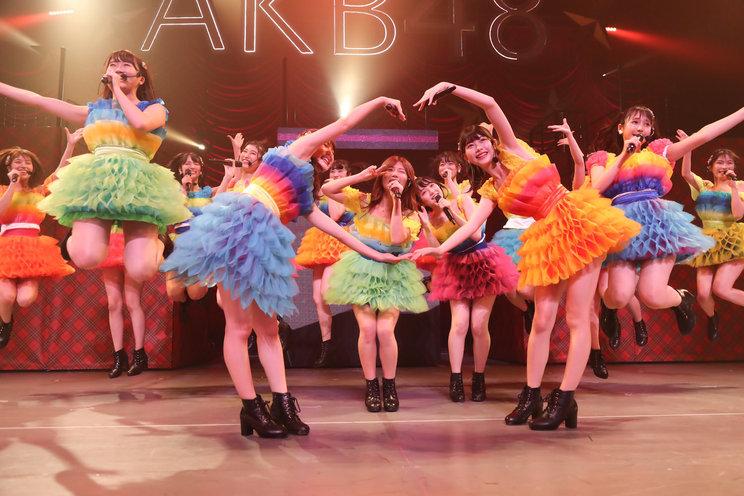 「教えて Mommy」<AKB48全国ツアー2019〜楽しいばかりがAKB!〜>|ウェスタ川越(2019年8月17日)