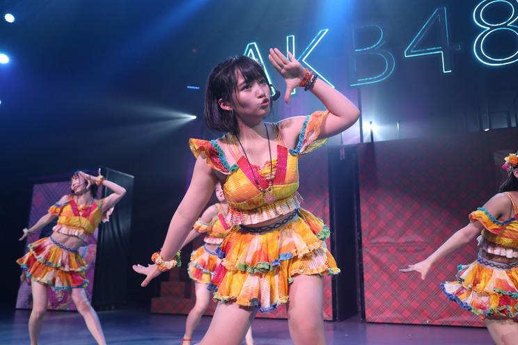 矢作萌夏<AKB48全国ツアー2019〜楽しいばかりがAKB!〜>|ウェスタ川越(2019年8月17日)