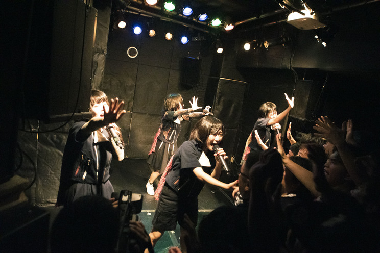 <THiS is BiS>2019年8月18日 東京・中野heavysick ZERO│Photo:sotobayashi kenta