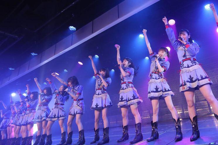 NGT48<夢を死なせるわけにいかない> NGT48劇場(2019年8月18日)