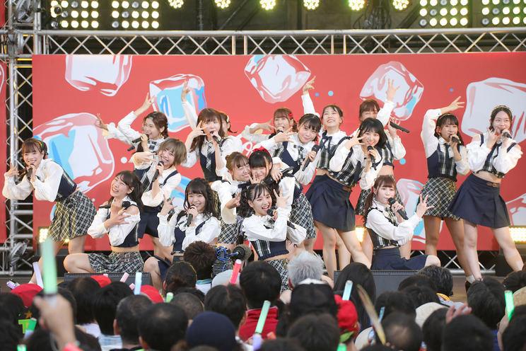SKE48 チームE<SUMMER STATION 音楽LIVE>|六本木ヒルズ SUMMER STATION LIVEアリーナ(2019年8月18日)