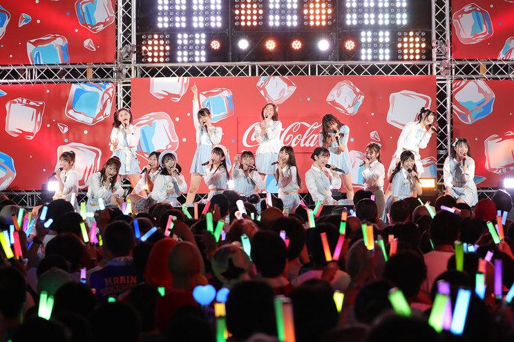 SKE48 チームS<SUMMER STATION 音楽LIVE>|六本木ヒルズ SUMMER STATION LIVEアリーナ(2019年8月18日)