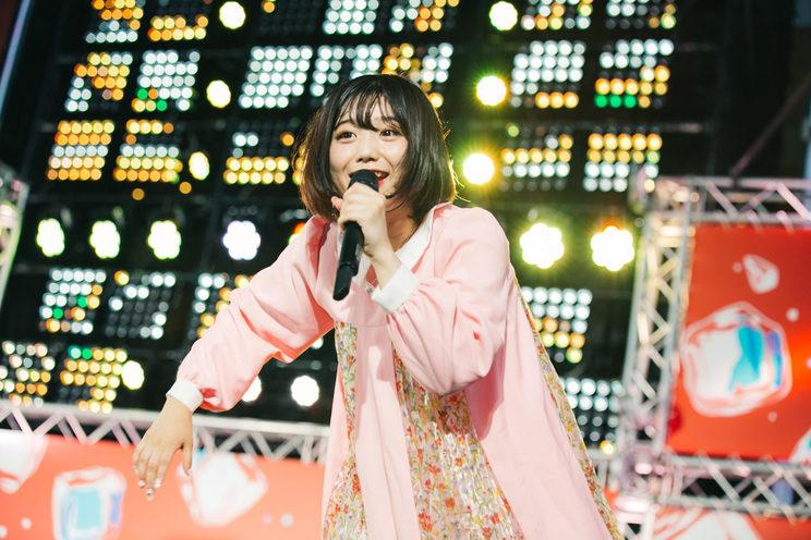 小山ひな(神宿)<六本木アイドルフェスティバル2019>より|7月27日(土)六本木ヒルズアリーナ