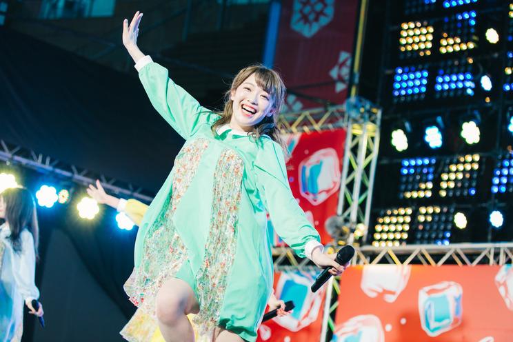 塩見きら(神宿)<六本木アイドルフェスティバル2019>より|7月27日(土)六本木ヒルズアリーナ