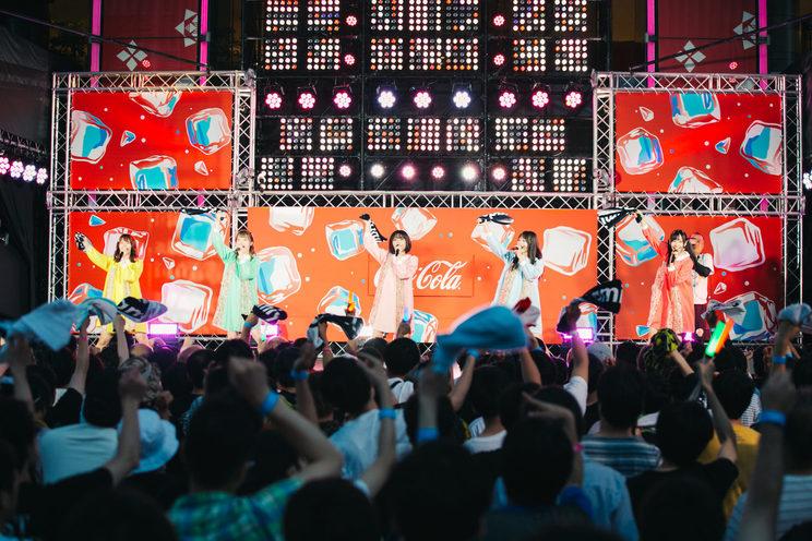 神宿<六本木アイドルフェスティバル2019>より|7月27日(土)六本木ヒルズアリーナ