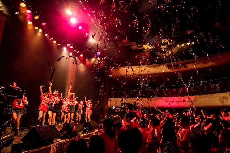 Jewel☆Rouge 1stワンマンライブ<灼熱アンスリウム>|東京キネマ倶楽部(2019年8月17日)